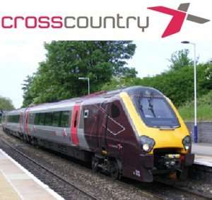 25% off Cross Country trains booked through their app