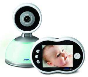 TOMY TDV450 Digital Video Plus Baby Monitor £49.96 delivered at Amazon