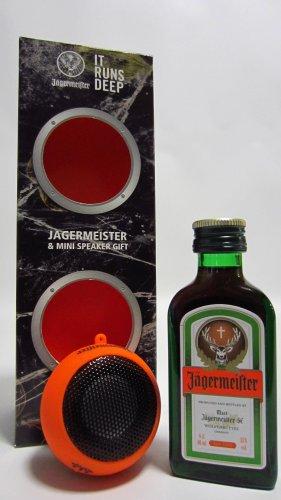 Jagermeister 4Cl and Mini Speaker gift set £1.50 instore @ Tesco