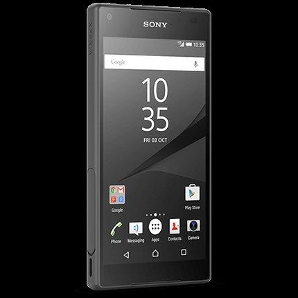Sony Xperia Z5 Compact, £311.99 @ O2