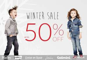Winter Sale upto 50% Off - includes 40% OFF ALL Converse Shoes, 25% OFF UGG Australia and more... at Poppy and Zach