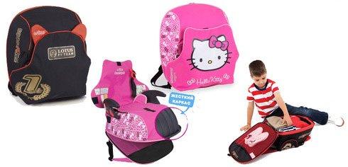 Trunki BoostApak Hello Kitty & Lotus 1/2 Price Free Delivery £24.99 @ Trunki