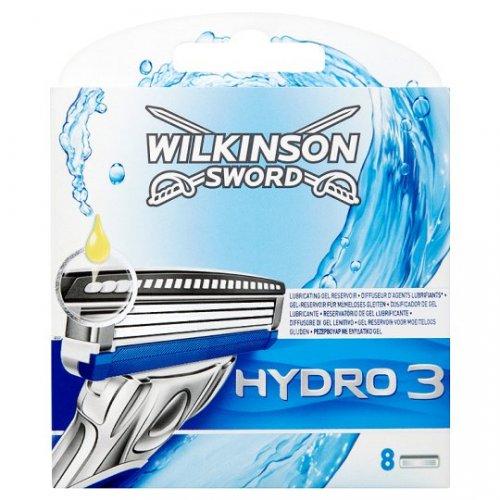 Wilkinson Sword Hydro 3 & 5 refills half price  £3.25  / £4.50 @ ASDA