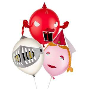 NPW Air heads Fairytale (6 balloons to create) 59p instore@Home Bargains