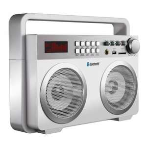 Brand New Bush High Power Boombox only £9.99 (incl. delivery) @ Argos Ebay - USB, Bluetooth, SD, FM Radio (£50 in Amazon)