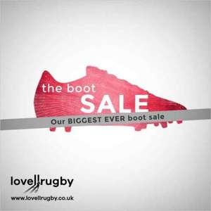 Up to 90% off Football Boots in Sale @ Lovell