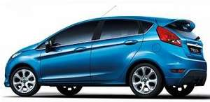 Ford Fiesta 1.0 EcoBoost 125 Titanium 5 door - 8k miles pa - £4,172 - 2 Year lease @ Nationwide Vehicle Contracts