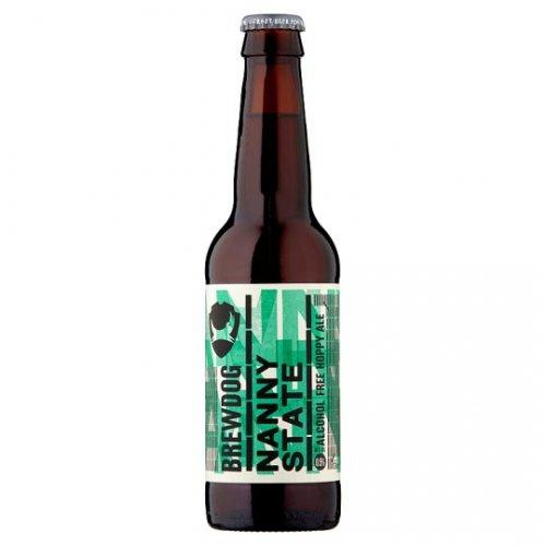 Brewdog Nanny State 330ml - £1 per bottle - 0.5% alcohol - Tesco Online & Instore