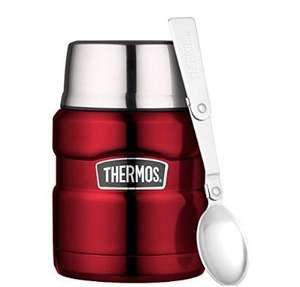 Thermos food flask 0.47L £8 at Morrisons