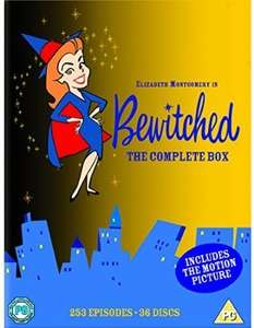 Bewitched: The Complete Box Set (DVD) £4.40 Delivered @ Amazon (£6.39 Non Prime)