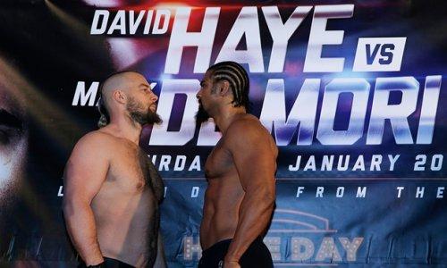 Live Boxing: David Haye vs Mark de Mori from 9pm @ Youtube