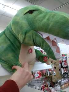 dinosaur room guard £3 @ Wilko instore