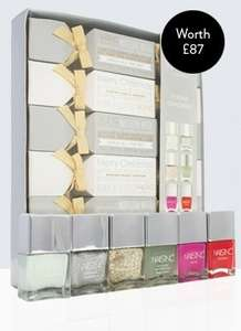 Nails inc festive crackers 6x14ml £19 + 10% off with code £3.95 del or free spend over £40
