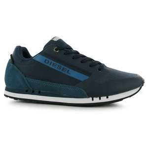 Diesel mens trainers £11.50 plus delivery £4.99 (get a £5 voucher to spend in store) @ USC
