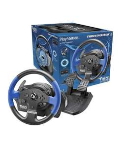 Thrustmaster T150 Steering Wheel - PS4/PS3/PC £44.99 @ Argos