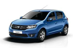 New Dacia Sandero£5495 at Pentagon Cars