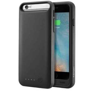Spigen iPhone 6s / 6 Battery Case Volt Pack £11.99 with Prime / £15.98  non prime Sold by Spigen and Fulfilled by Amazon.