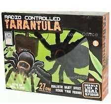 Remote Control Tarantula B&M Was £12.99 - 2 for £20, Now £6.99