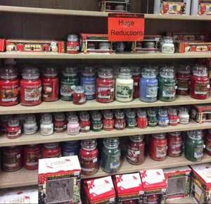 Yankee candle large jars £13 @ Hallmark Outlet (Instore)