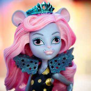 Monster High Boo York Gala Ghoulfriends Mouscedes King Doll £9.97 (prime) £13.96 (non prime)  @ Amazon