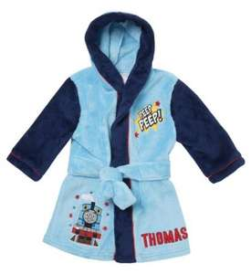 Mini Club boys Thomas the Tank Engine dressing gown £4.50 Boots