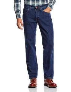Wrangler Mens Utah Relaxed Jeans @ Amazon for £19.50  (Prime) / £24.25 (non Prime)