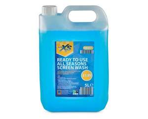 Ready to Use Screenwash 5 Litres £1.99 @ ALDI