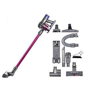 Dyson v6 absolute with 4 piece accessory kit @QVC