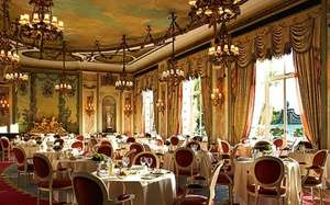 The Ritz London - Three-course meal for two plus Champagne £115 (Was £156)