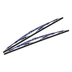 16,18,20 inch twin pack basic wiper blades 50p @ B&M (Hereford)