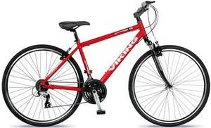 "Viking Bayswater Hybrid Bike 18, 20 & 22"" £169.99 @ Bikes 2u direct"