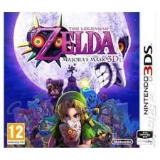 The legend of Zelda: Majoras Mask 3DS £8.00/ Luigi's Mansion 3DS £8.50 @ Tesco Groceries