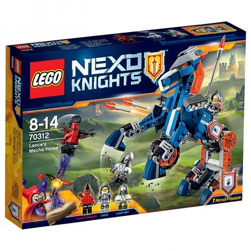 LEGO Nexo Knights Lance's Mecha Horse 70312 £8 @ Tesco