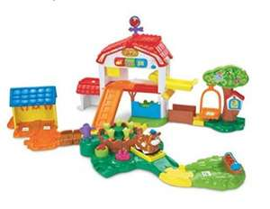 VTech Baby Toot-Toot Animals Farm, £20, Amazon delivered or Tesco C&C