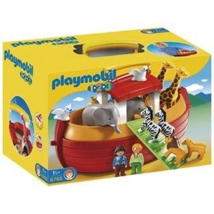 Playmobil 123 Noah's Ark Playset. £14.99 @ Argos (FREE C&C)