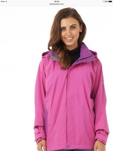 Berghaus Womens Gore-Tex Jacket £34.99 (postage £4.49) @ mandmdirect