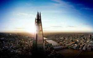 £20.16 to visit The Shard all year (London Residents Only)