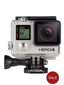 GoPro HERO4 - Black £299 @ Very
