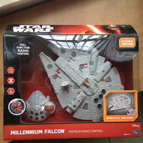 Star Wars RC Millennium Falcon Instore £12.50 @ Tesco Craigavon