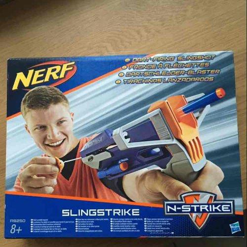 Nerf N-Strike Slingstrike Instore £2.75 @ Tesco Craigavon