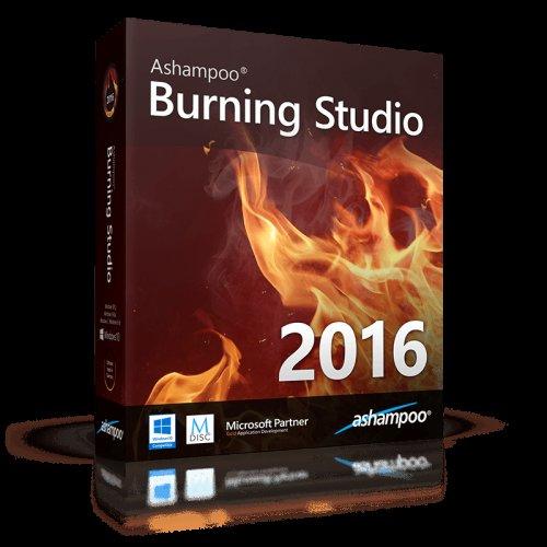 Ashampoo Burning Studio 2016 - Free Full Software