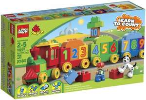 Lego Duplo Number Train £8.70 Prime / £13.45 Non Prime @ Amazon