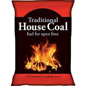 House Coal 10kg bags £3.99 - 3 for the price of 2 = £2.66 each @ Wickes