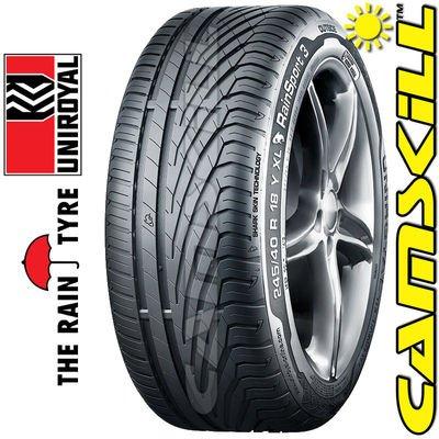 Uniroyal RainSport3 Uniroyal Rain Sport 3 - 225/40 R18 92Y XL FR T £60.18 delivered @ Camskill -