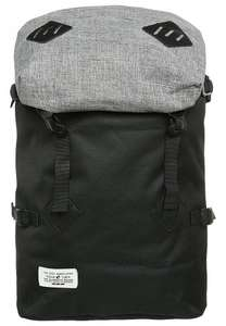 Black and Grey 'Your Turn' Backpack £5.70 delivered  @ Zalando plus possible TCB / Quidco