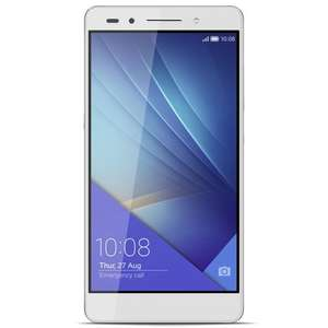 HUAWEI FLASH SALE. honor 7 (£209.99) with FREE Z1 worth £59.99