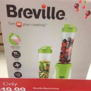 breville blend active £19.99 @ well pharmacy