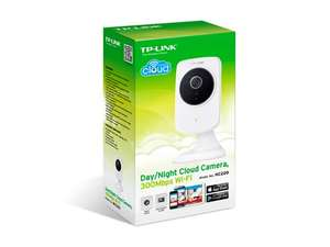 Staples - TP-LINK NC220 WiFi Cloud Security Camera £29.99 C&C or £33.47 delivered