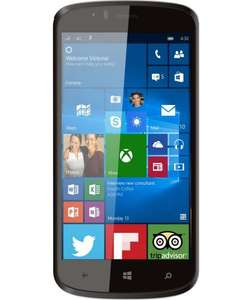 "Bush Eluma 5"" 720p IPS 4G Windows 10 Mobile dual sim (Sim free) £79.95 @ Argos"