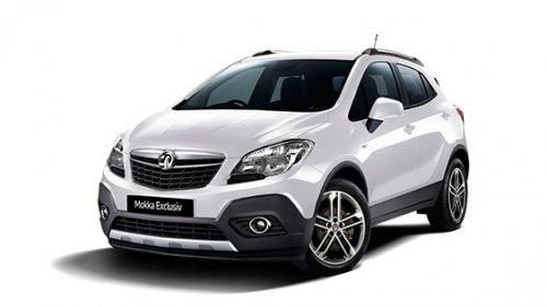 Vauxhall Mokka 1.4T Exclusiv 5dr £13632.16 @ Evans Halshaw